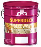 Duckback DP-2007-5 5GAL Brown Press Stain