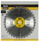 Disston 440867 7-1/4 Inch Smooth-Cut Combo Circular Saw Blade