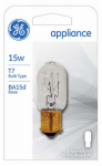 G E Lighting 35154 15-Watt Clear Appliance Bulb