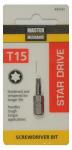 Disston 442533 Master Mechanic Torx 15 1-Inch Insert Bit Tip