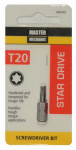 Disston 442541 Master Mechanic Torx 20 1-Inch Insert Bit Tip
