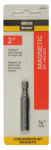 Disston 442624 Master Mechanic 2-Inch Magnetic Bit Tip Holder