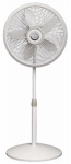 Lasko 1820 18'' Sandstone Oscillating Adjustable Pedestal Fan
