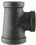 Pannext Fittings B-RT21007 1x3/4 BLK Redu Tee