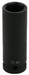 Apex Tool Group-Asia 455116 1/2-In. 1-In. 6-Point Deep Impact Socket
