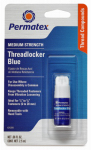 Itw Global Brands 24206 Threadlocker Blue, Medium-Strength, 2.5-mL Bottle