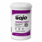 Gojo Industries 1135-06 Fine Italian Hand Cleaner with Pumice, 4-Lb. Cartridge