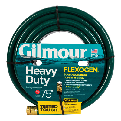 843751-1002 Flexogen Hose, 8-Ply, 3/4-In. x 75-Ft. - Quantit