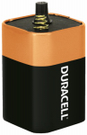 Duracell Distributing Nc MN908 Duracell 6V Alkaline Spring Top Lantern Battery