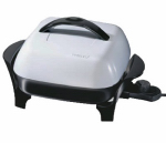National Presto Ind 06620 Electric Skillet With Lid, 11-In.