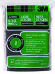 3M 10116 #2 Medium Synthetic Steel Wool Pad