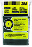 3M 10118 #0 Fine Synthetic Steel Wool Pads