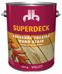 Duckback Products DPI020144-16 1-Gallon Pressure-Treated Wood Stain/Sealer