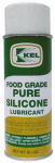 Warren Distribution KEL57100 Food-Grade Pure Silicone Lubricant, 9.75-oz.