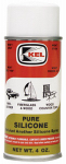 Warren Distribution KEL57555 Silicone Lubricant, 4-oz.