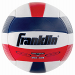Franklin Sports Industry 5487 Super Soft Strike Volleyball with Tacky Sponge Foam PVC