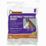 Thermwell RV/DAT39 Vinyl Threshold Replacement Seal, 36-In.