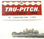 Daido TCL40-4PK Connecting Link, #40, 4-Pk.