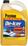 Prestone Products AS250 De-Icer Windshield Washer Fluid