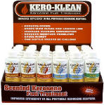 World Marketing Of America PW-11 Kerosene Fuel Treatment, Assorted Scents, 8-oz.