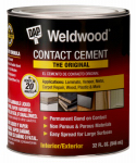 Dap 00272 1-Quart Weldwood Contact Cement