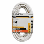 Ho Wah Gentin Kintron Sdnbhd 02356-01ME Outdoor Extension Cord, 16/3 White, 40-Ft.