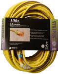 Southwire/Coleman Cable 02549-88-22 100-Ft. 12/3 SJTW Outdoor Extension Cord