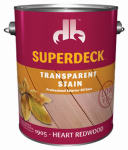 Duckback SC-1905-4 Gallon Heart Redwood Stain - Pack Of 4