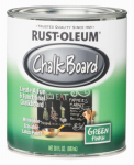 Rust-Oleum 206438 30oz Green Chalkboard Brush-On Latex Paint