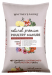 Scotts-Organic 71351240-WEST Whitney Farms CUFT Chicken Manure