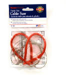 William H Harvey 093075 Plastic Pipe Cable Saw