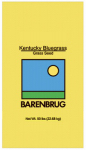 Barenbrug Usa 491123 50-Lb. 85/80 Kentucky Bluegrass Seed