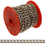 Apex Tools Group 0719027 Nickel Twist Chain, Sold In Store by the Foot
