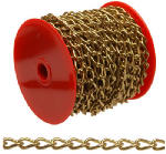Apex Tools Group 0712017 Brass Twist Chain, Sold In Store by the Foot