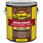 Cabot/Valspar 1806-07 1-Gallon Neutral Base Exterior Decking Stain