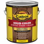 Cabot/Valspar 1808-07 Medium Base Exterior Decking Stain, 1-Gal.