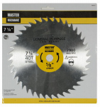 Disston 494914 7.25-In. Combo/Rip Circular Saw Blade