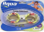 Aqua Leisure Ind AQG1374 Intermediate Sure-Fit Aquatic Goggles