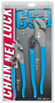 Channellock GS-1 2-Pc. Pliers Set, 9-1/2 & 6-1/2-In.