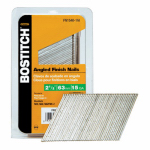 Stanley Bostitch FN1540 Finish Nail, 2.5-In., 15-Gauge, 3,655-Pk.