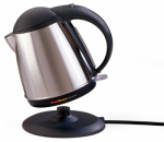Edgecraft 6770001 1-3/4 Qt. Cordless Electric Kettle