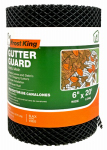 Thermwell Products VX620 Mesh Gutter Guard, Plastic,  6-In. x 20-Ft.