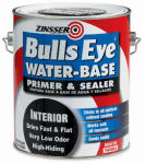 Zinsser & 02241 Bulls Eye Gallon Water-Base Primer Sealer