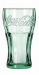 Libbey Glass 2215CC Coca Cola Glass, 6-oz., Must Purchase in Quant. of 12