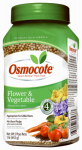 Scotts Miracle Gro 277160 Osmocote Flower & Vegetable Plant Food, 14-14-14 Formula, 1-Lb.