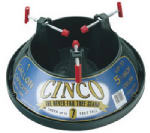 Cinco Plastics C-152E Instant-Up Christmas Tree Stand, Small, 6-In. Trunk Diameter