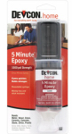 Itw Global Brands 20845 25ml Clear 5-Minute Fast-Drying Epoxy