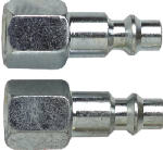 Campbell Hausfeld BC2117 Industrial Plug, 1/4 I/M x 1/4-In. NPT Female