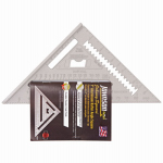 Johnson Level & Tool RAS-1 7-Inch Aluminum Rafter Angle Square