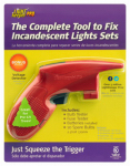 Ulta-Lit Tree Co-Import 01203-CD Christmas Light Repair Tool